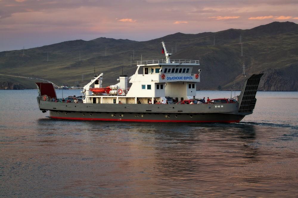 Ships of Lake Baikal