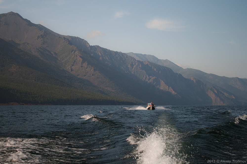 Baikal stories