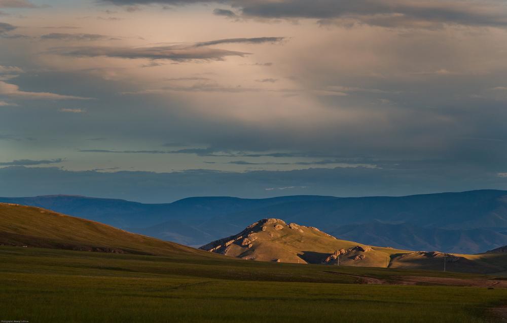 Mongolia: Landscapes