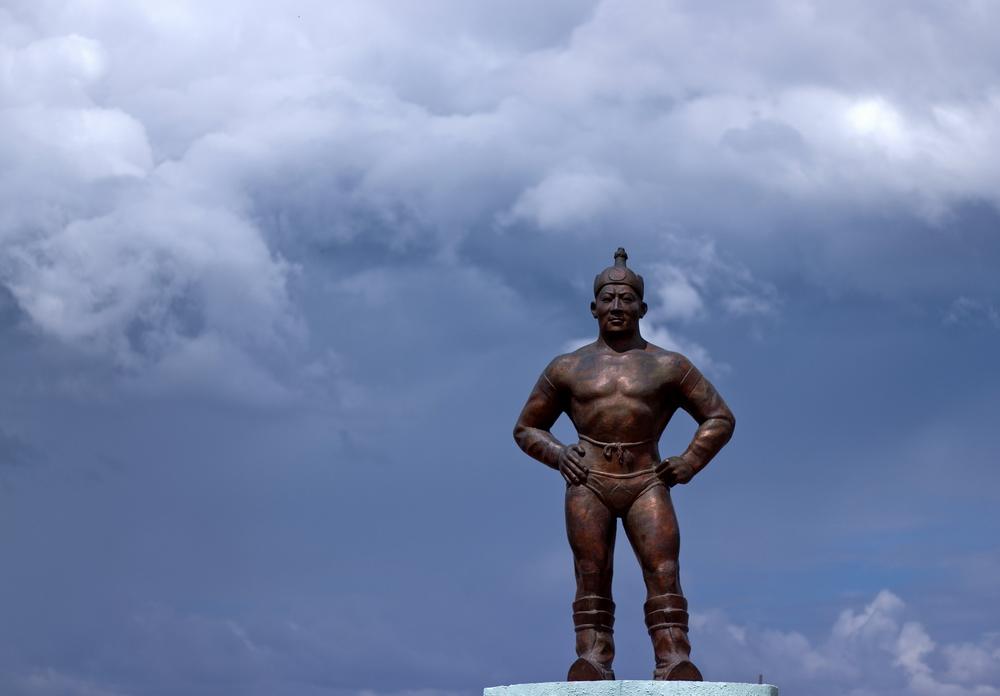 Mongolia: Characters