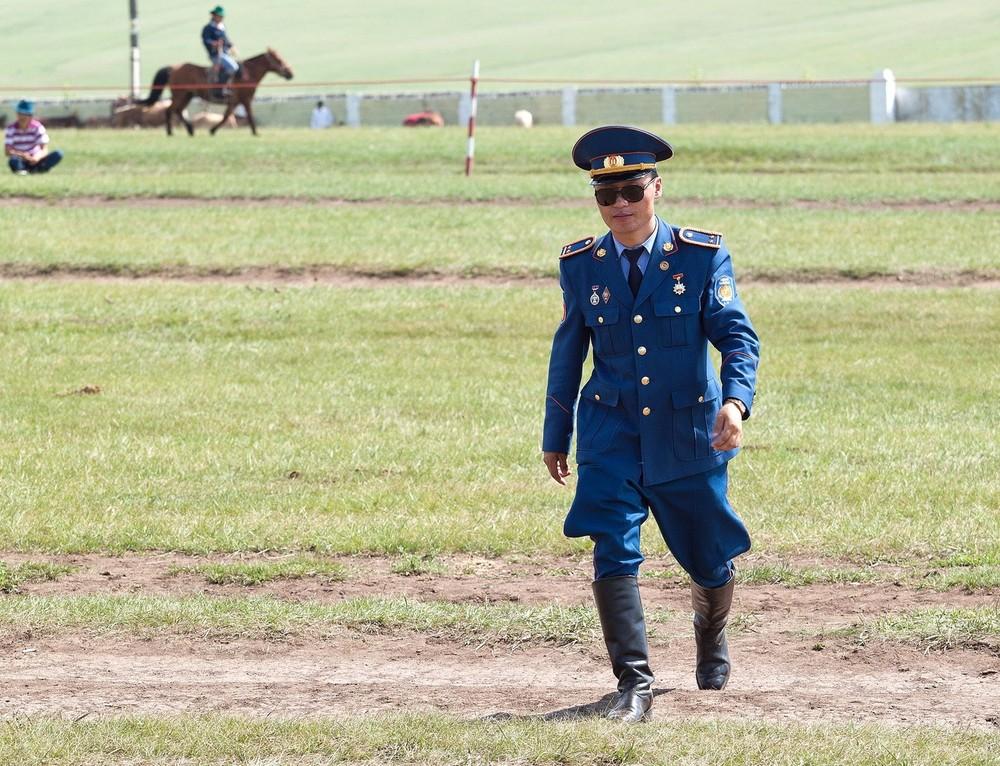 Mongolia: People