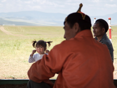 Mongolia: People