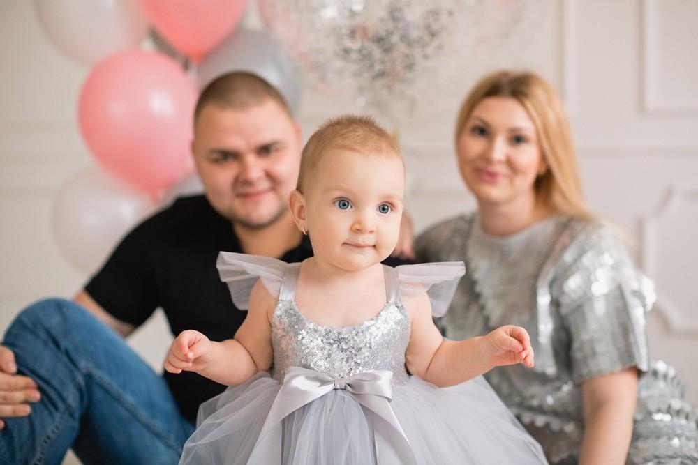 Алисия 1 год