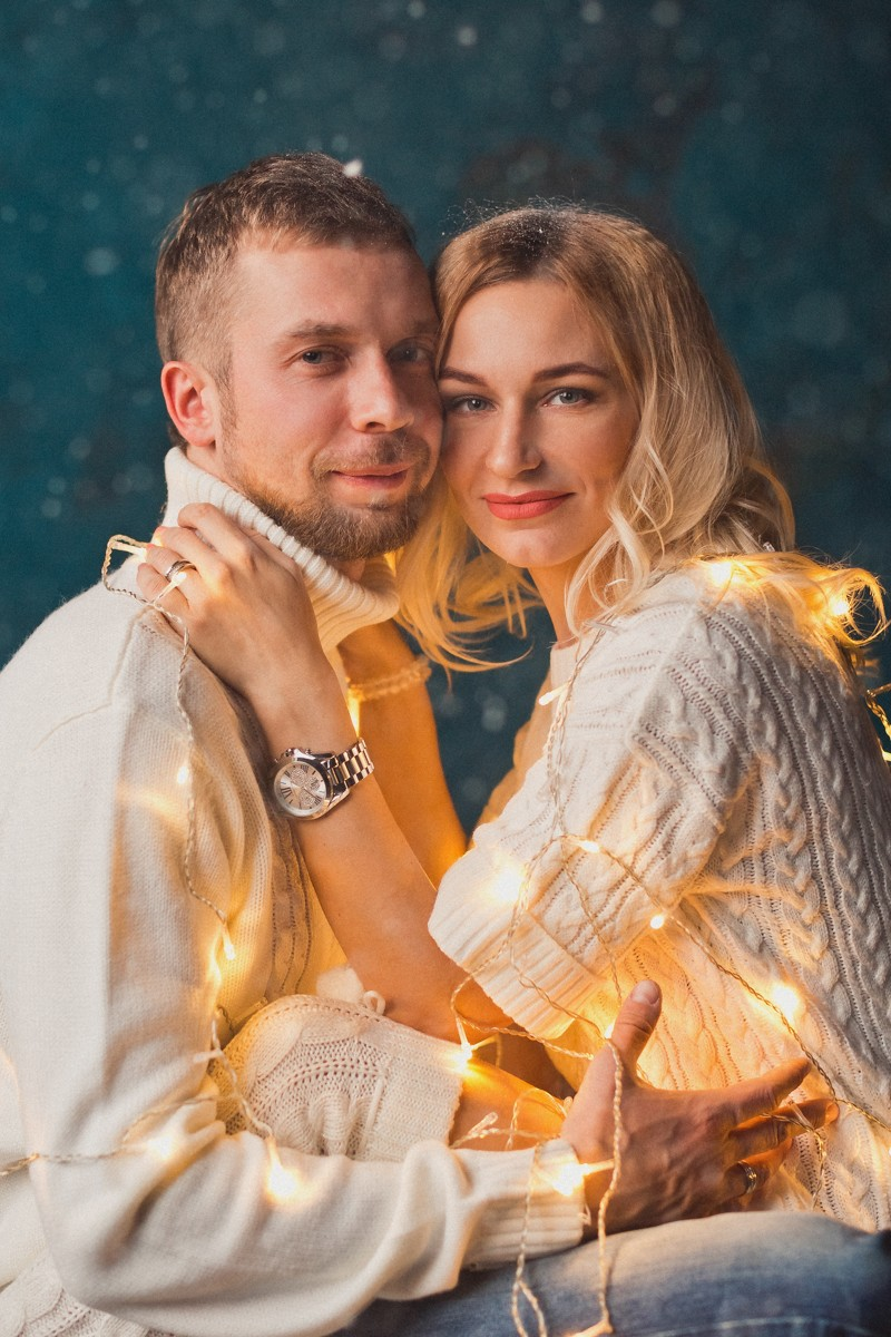 Андрей и Юлия