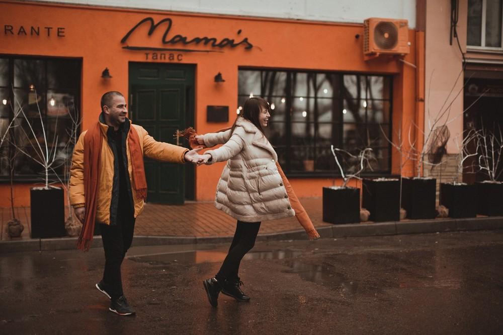 Марк и Женя