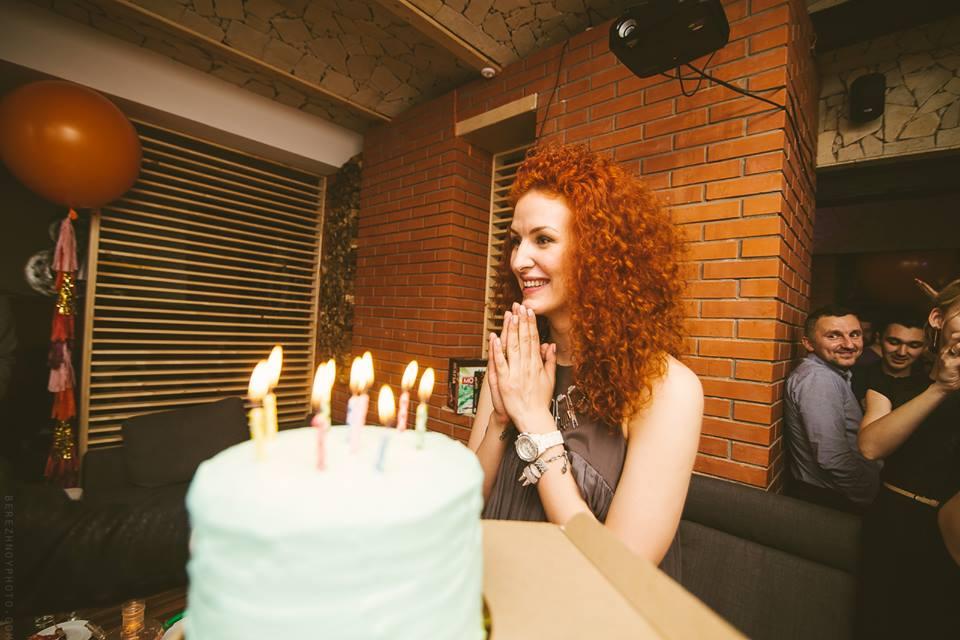 день рождения Паши