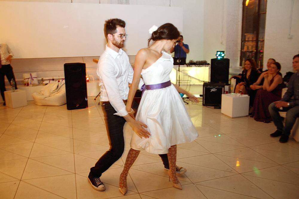 Свадьба Ивана и Лейлы