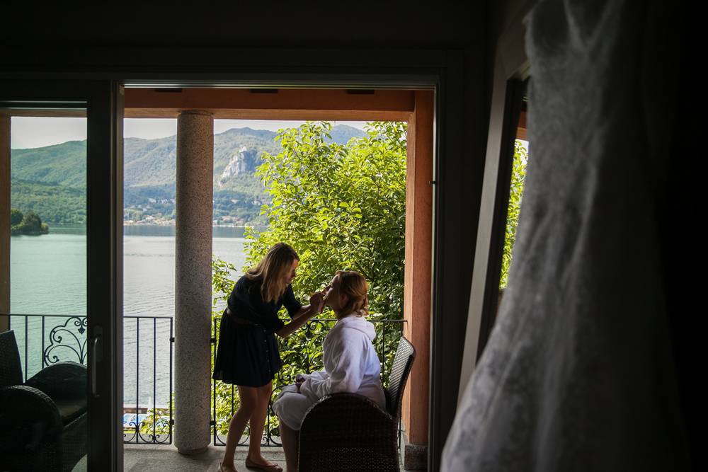 Алексей и Анастасия. Италия