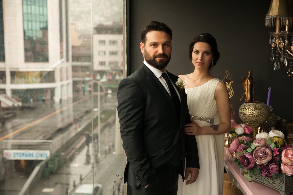 Ахмет и Катя. Стамбул