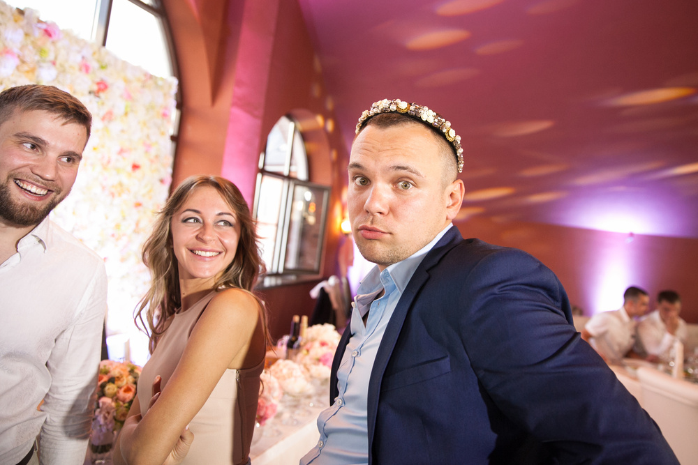 Алексей и Яна