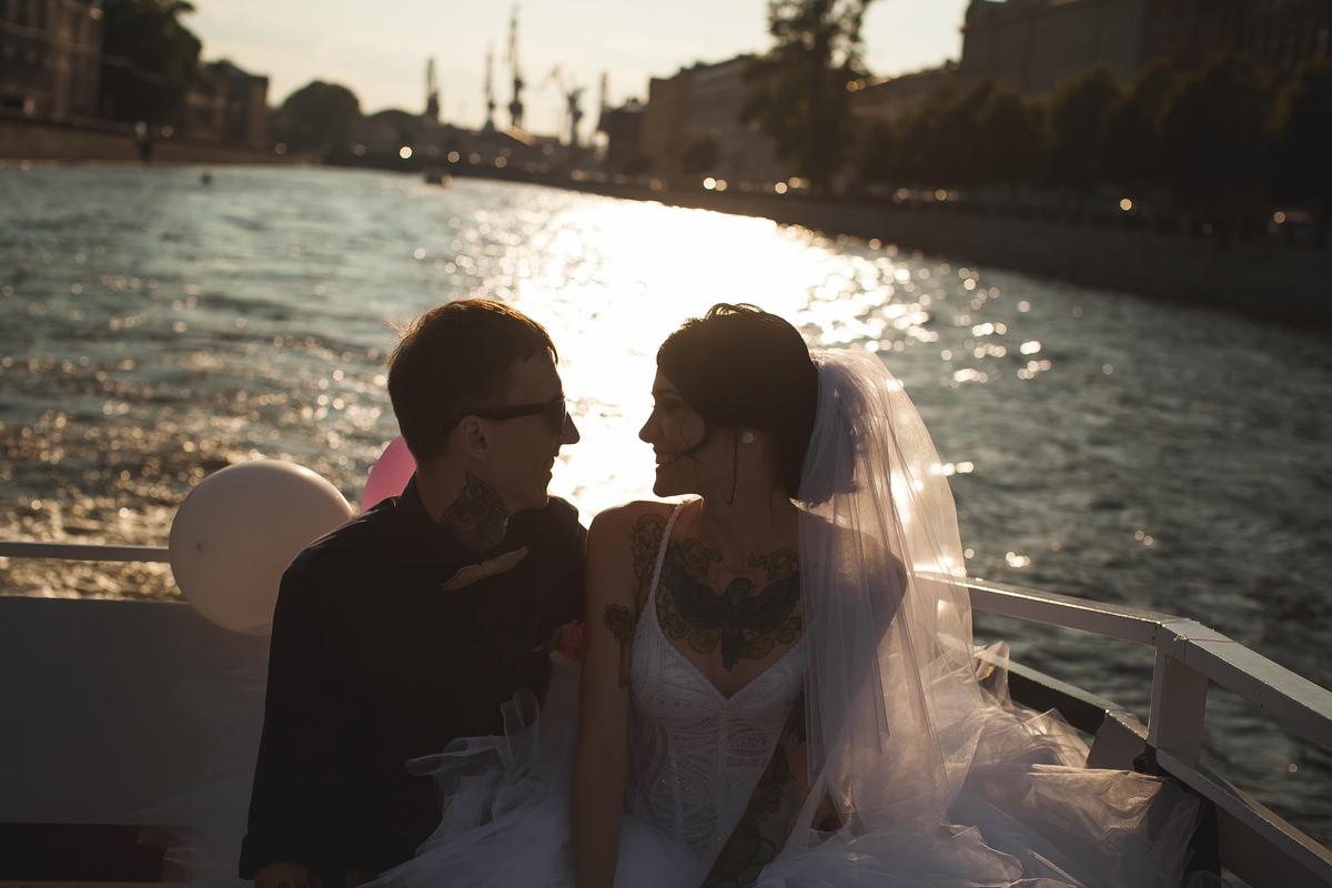 Женя и Женя Питер