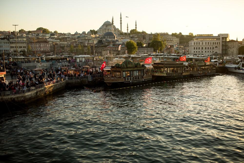 Стамбул/Каппадокия
