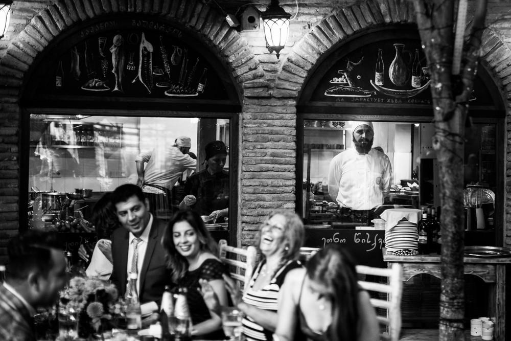Бардия и Фируза. Тбилиси
