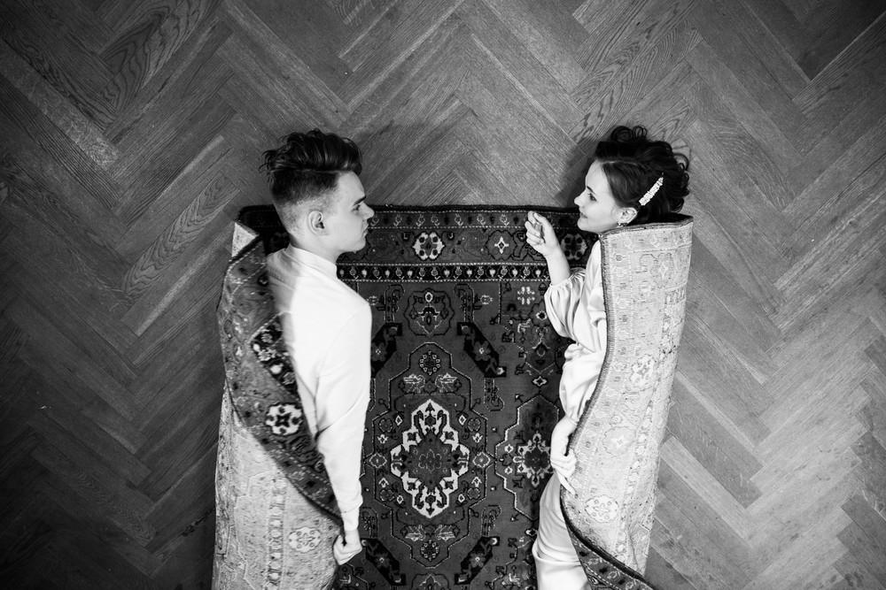 Вова и Настя