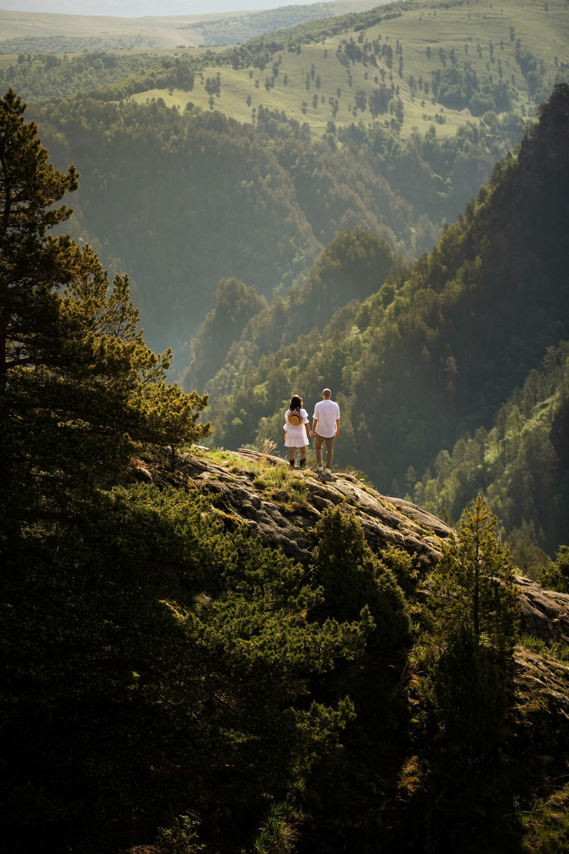 Антон и Валя. Кавказ