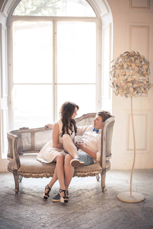 Даня и Лена. Lovestory