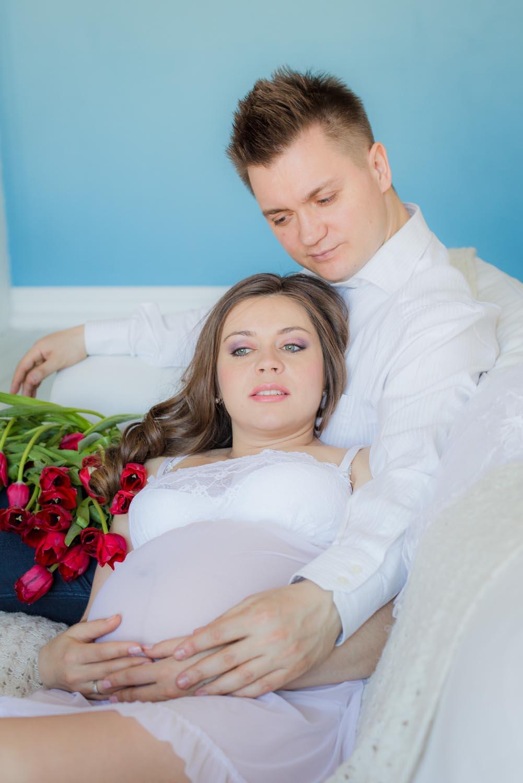 Вероника. Будущая мама