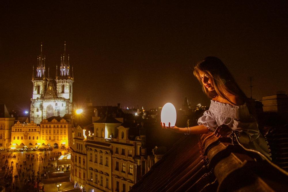 Прага 2017