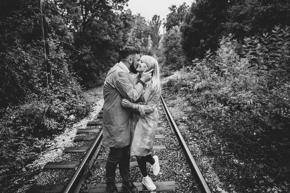 Alex & Dasha. Love Story