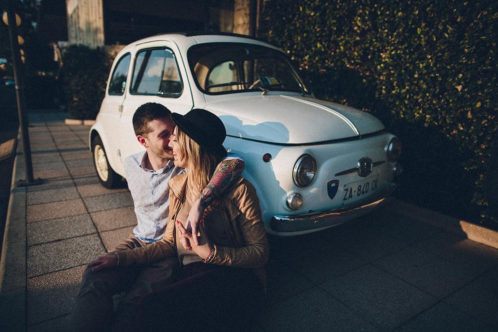 Poly & Giandomenico. Love Story