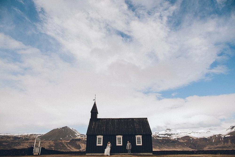 Jacob & Mari. Iceland story