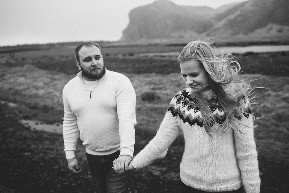 Jacob & Maria. Icelandic story