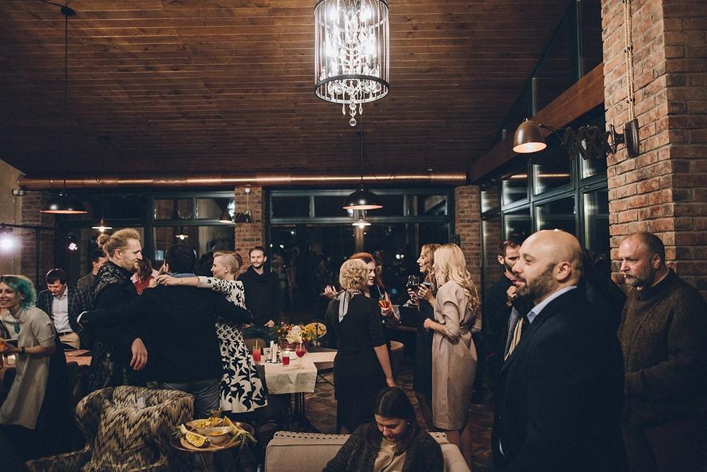Boris & Alina. Wedding party