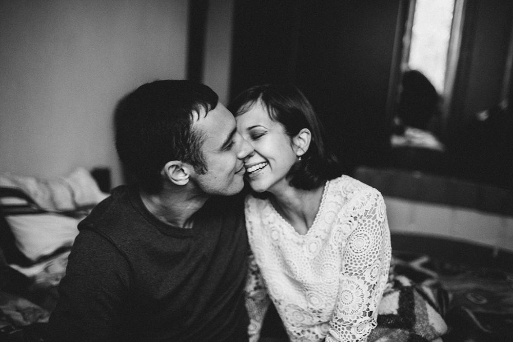 Grisha & Masha. love story