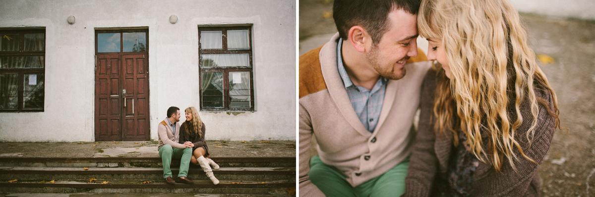 Lesha & Dasha. Love Story