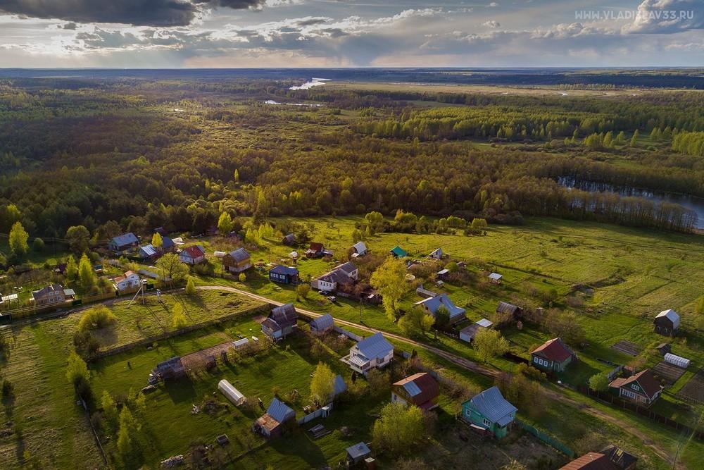 деревня лубенкино