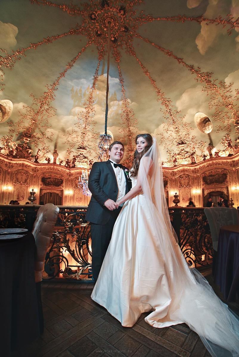 Свадебная фотосессия во Владимире