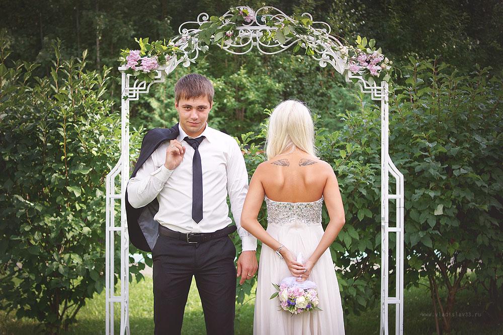 Свадьба в Николаевском Посаде
