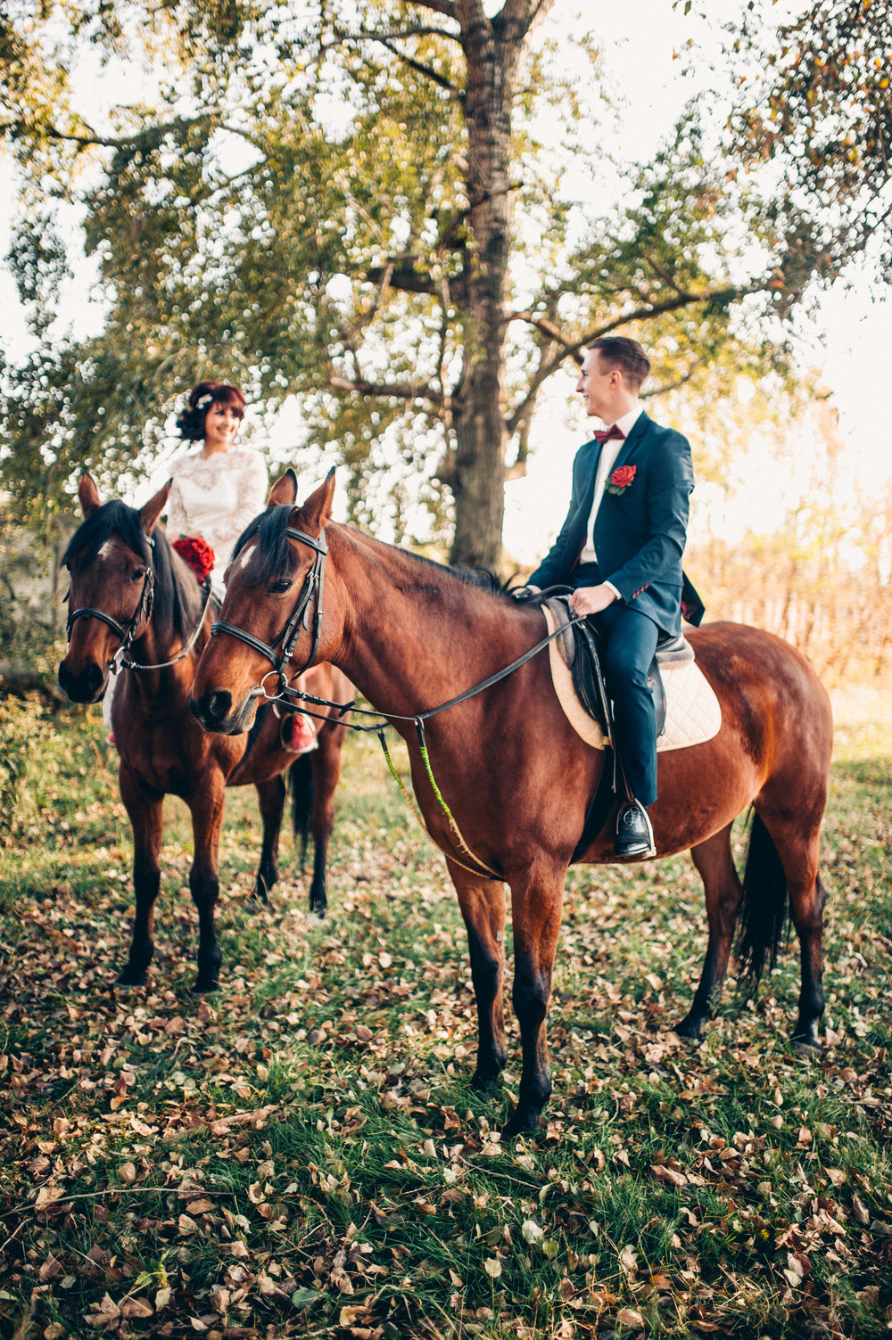 Сергей и Юлия
