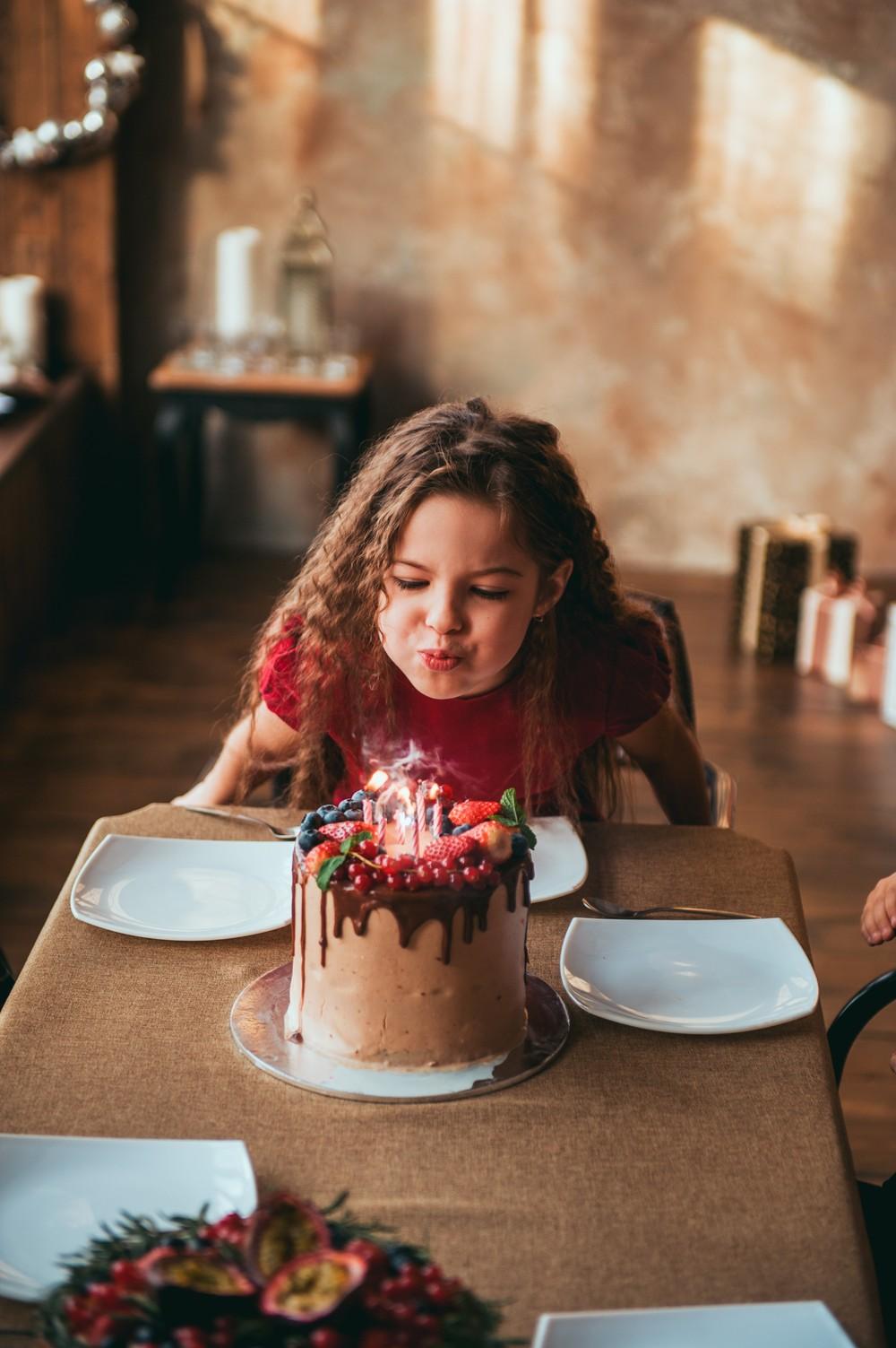 День рождения Кати