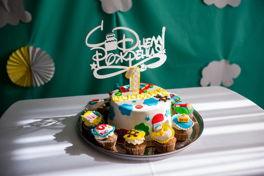 день рождения в Авроре