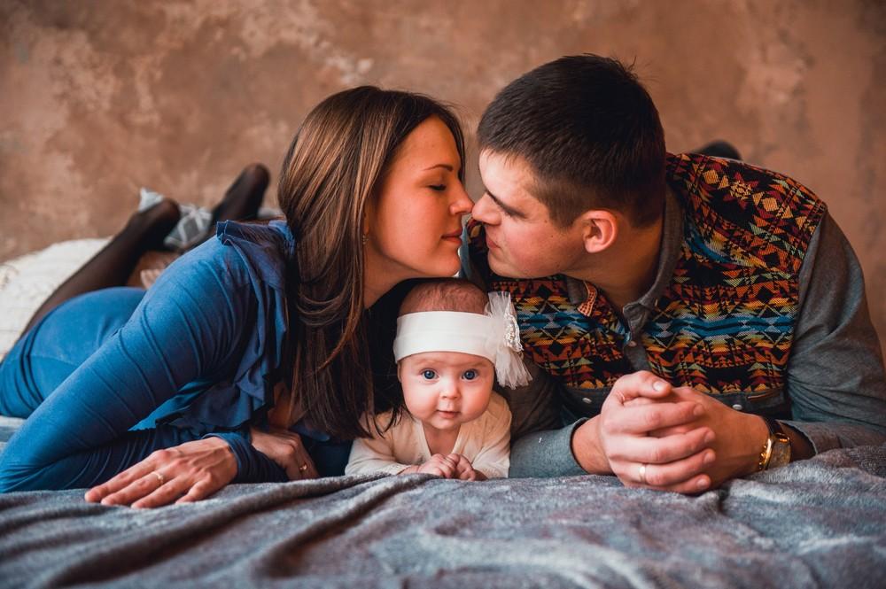 Ева, Виктор и Оксана