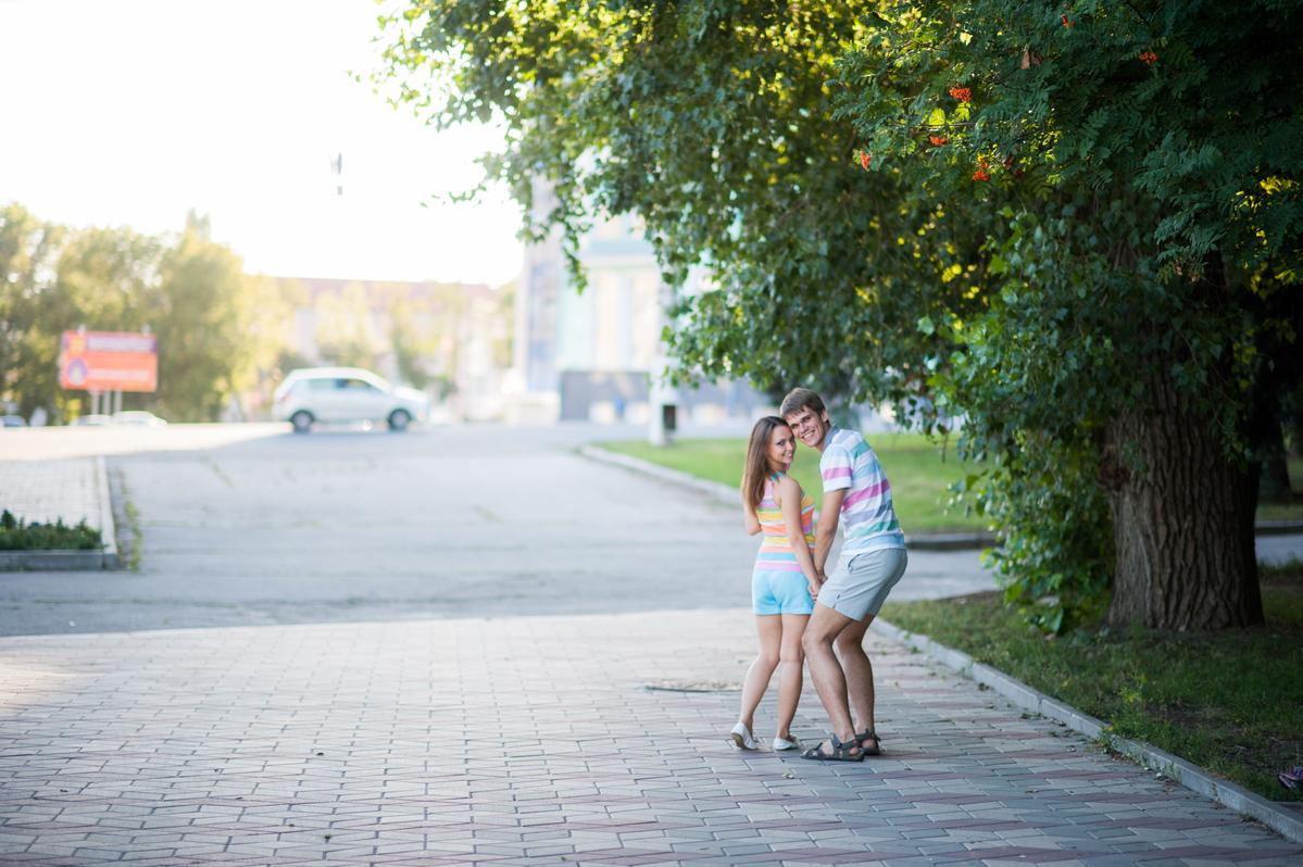 Вова и Юля