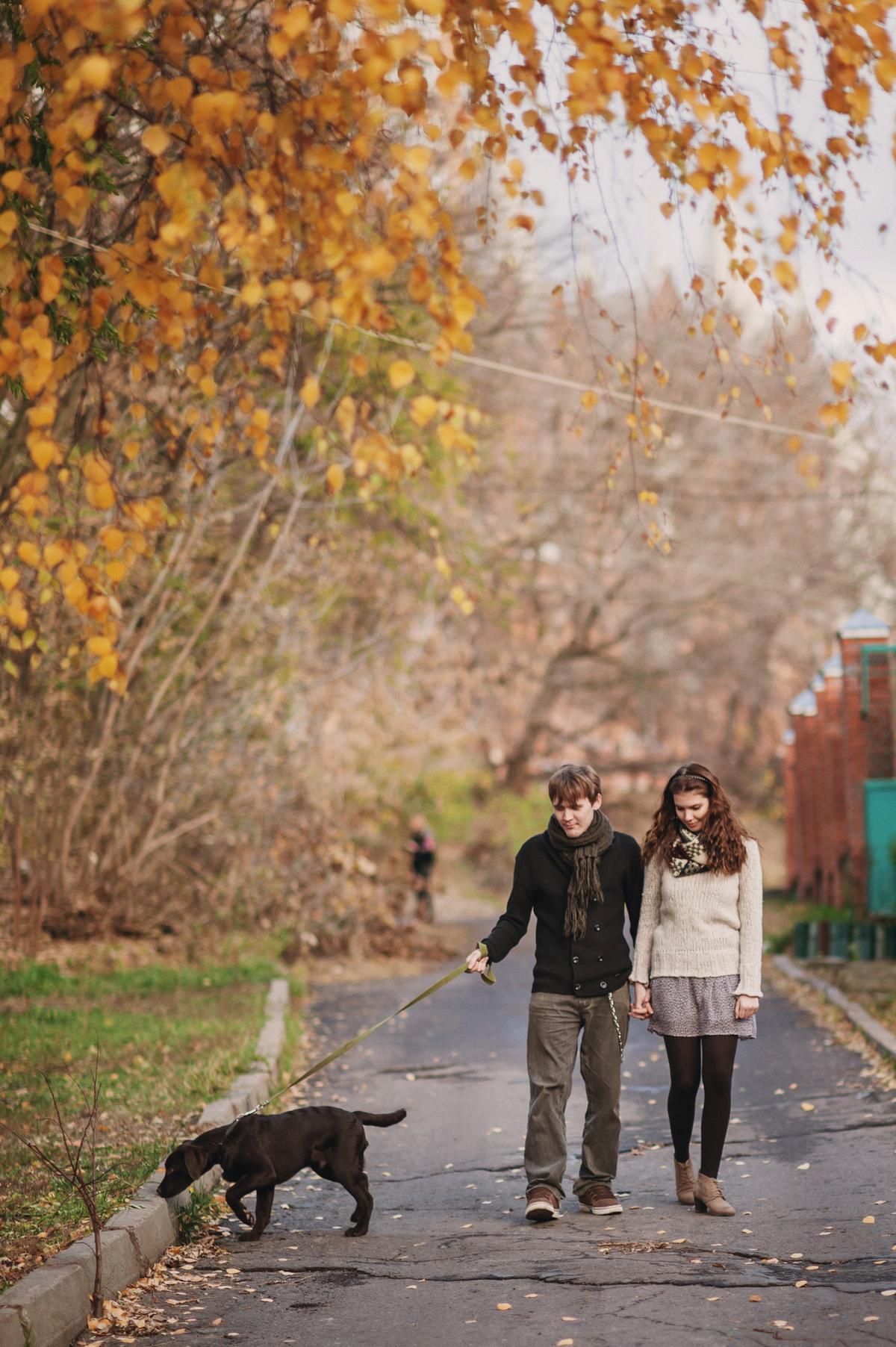 Юлианна и Сергей