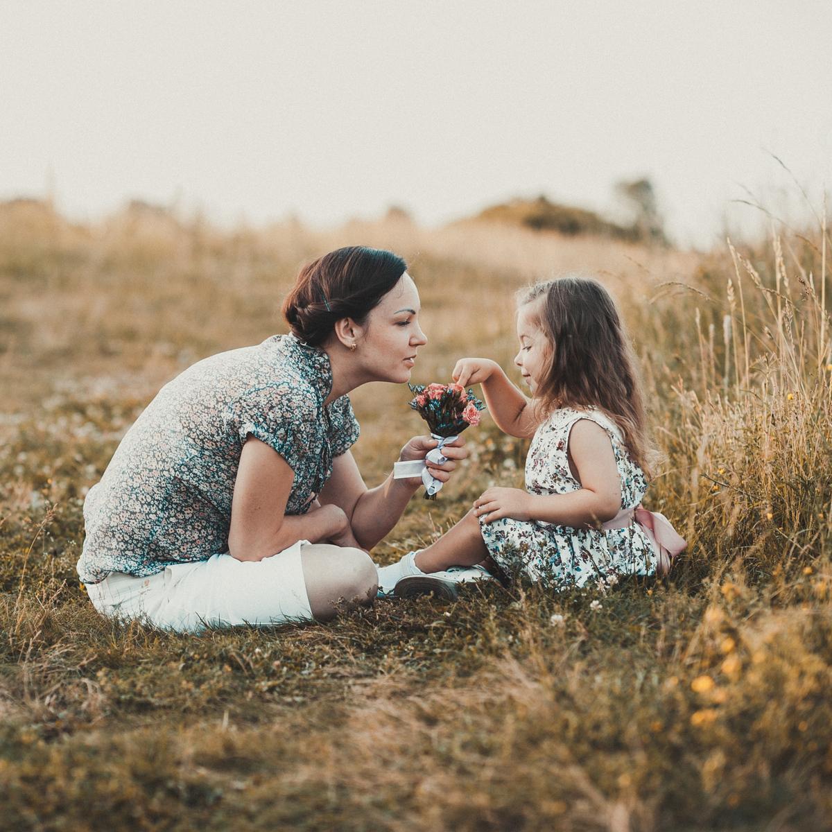 Катя и ее мама