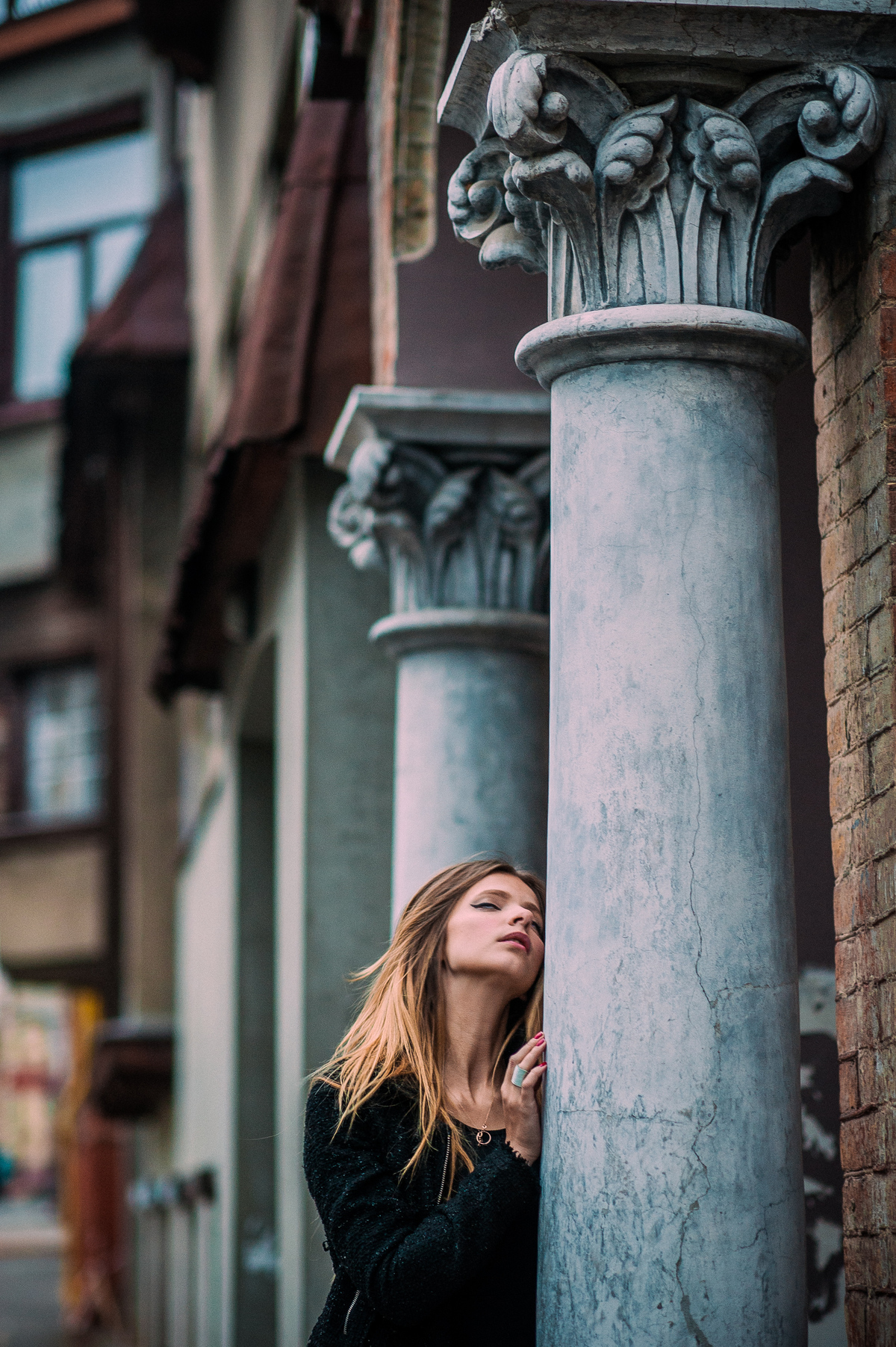 прогулка по старому городу