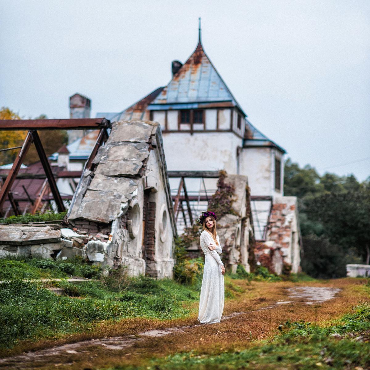 легенда о замке