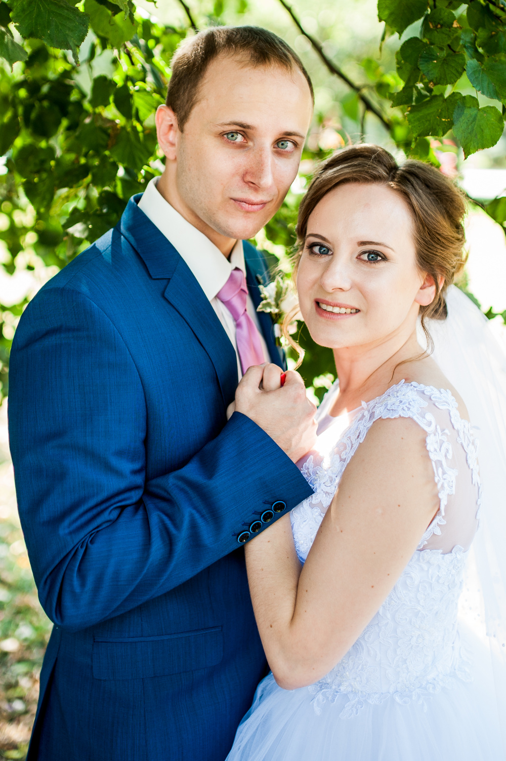 Дима и Юля