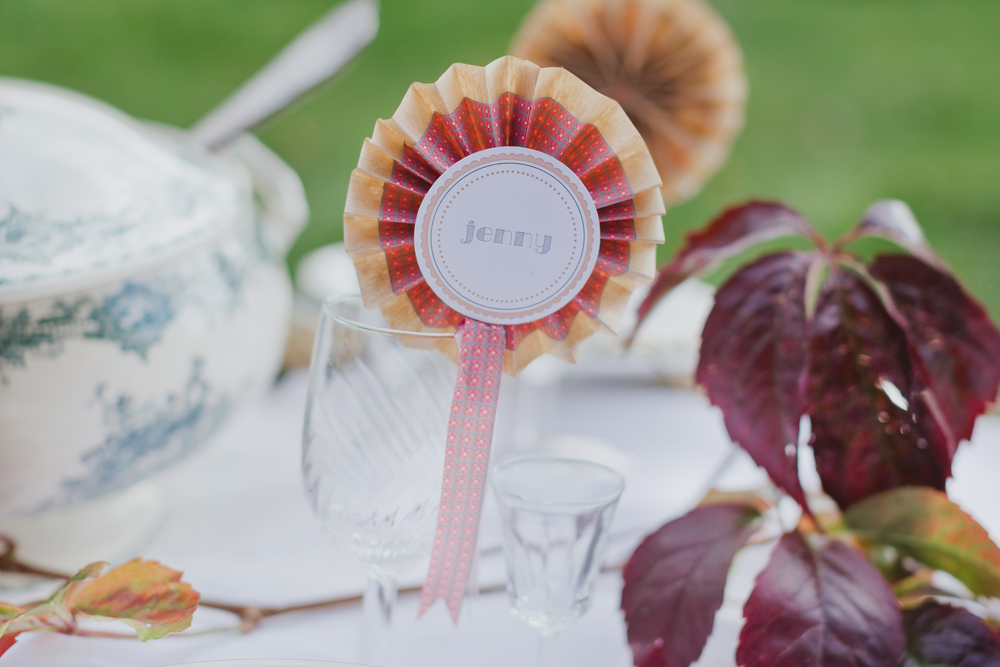 Autumn Equestrian Wedding