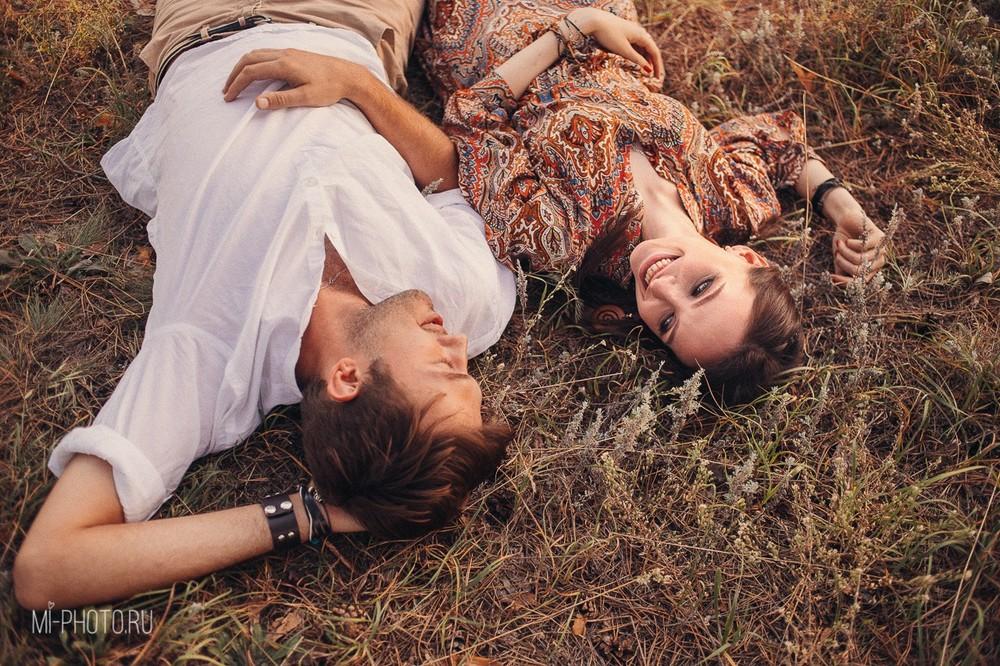 Хиппи love story Александра и Александры