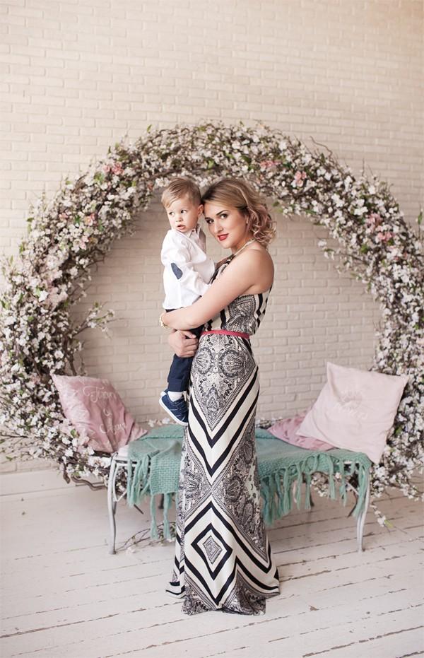Childhood & Maternity