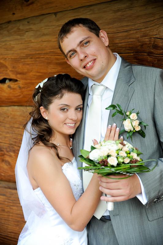 Алексей и Элина