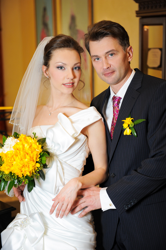 Сергей и Вика