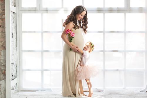 Фотосессия беременности у московского фотографа