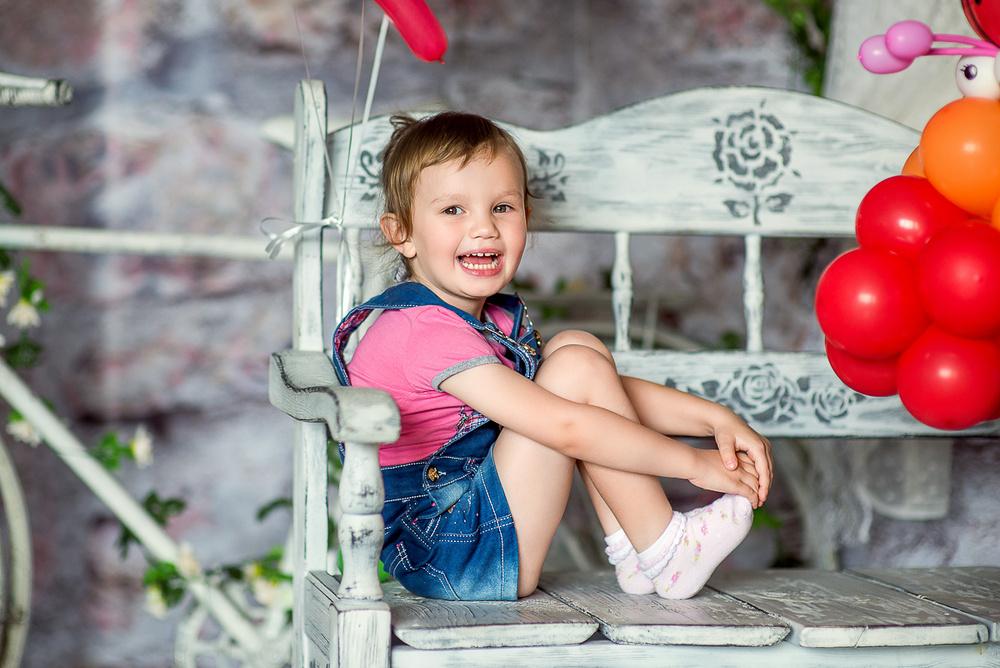 Детская фотосессия - Диана