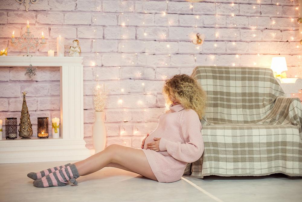 Беременные - Светлана в ожидании доченьки